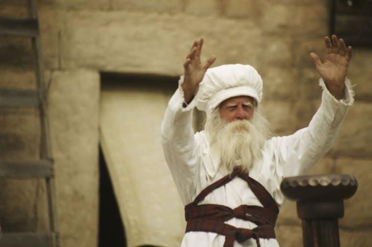 fariseo,lider religioso