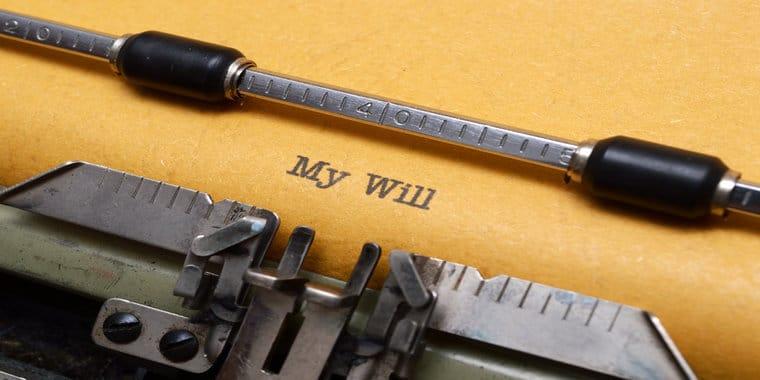 cristo el mediador, testamento, voluntad, que es un testamento