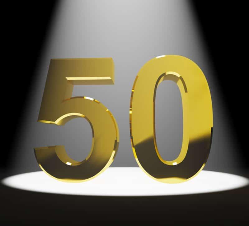 50 anos - reflexiones en los 50 anos - tomy moya - tommy moya