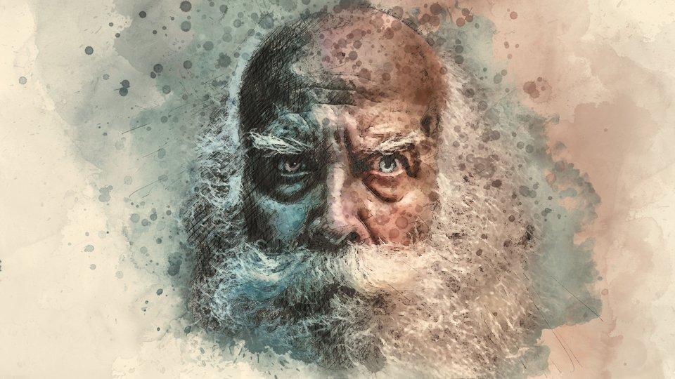 viejo hombre, la carne, el pecado